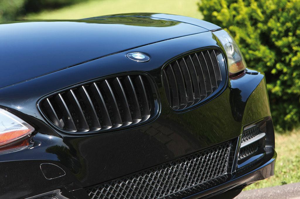 BMW Z4 dostalo nový styl od JM Cardesign 5