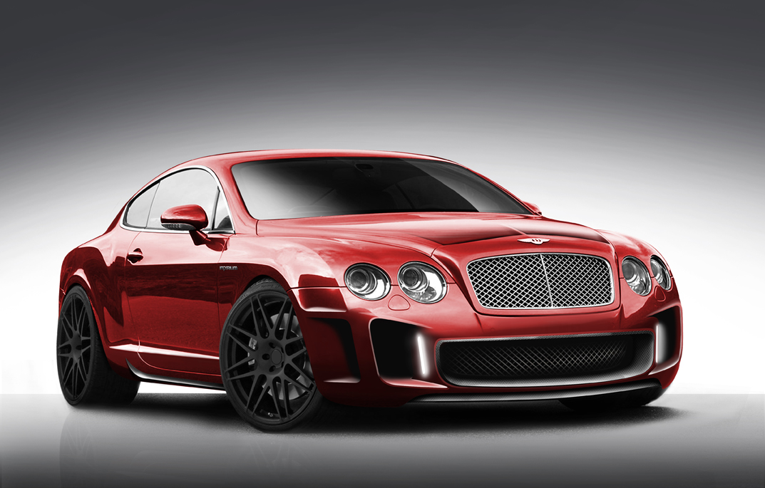 Bentley Continental GT od Imperium 1