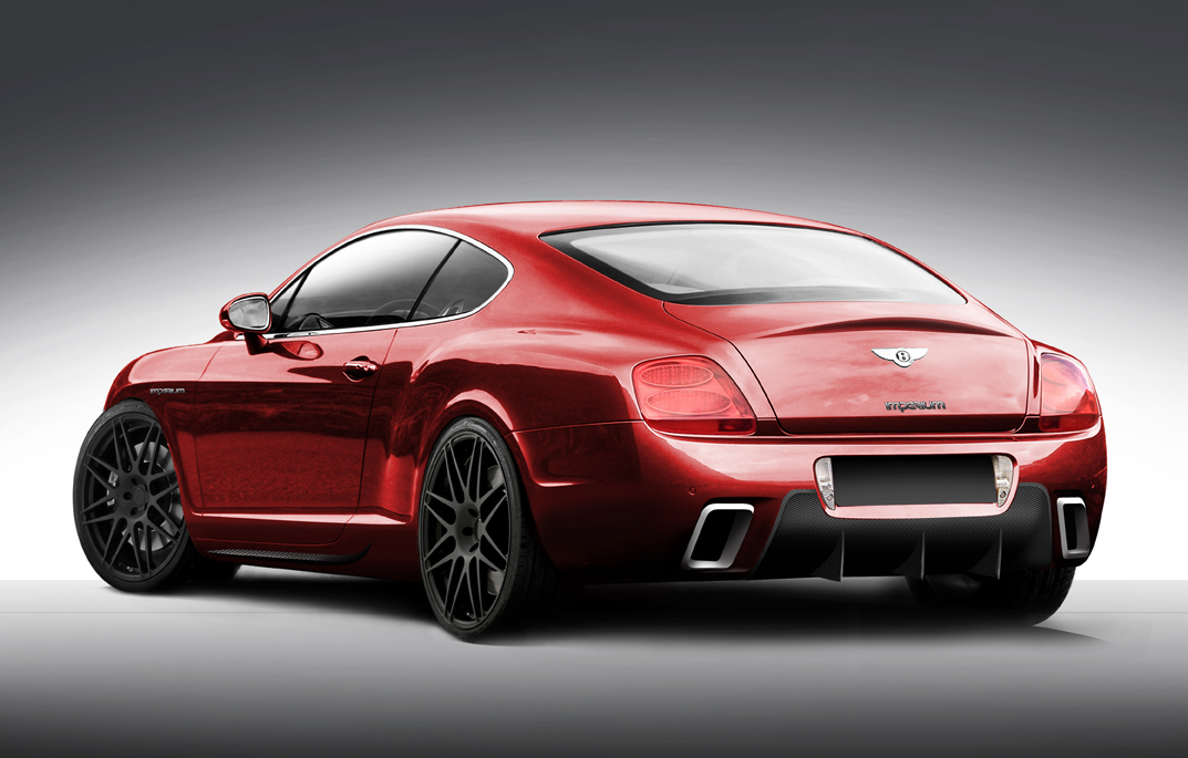 Bentley Continental GT od Imperium 2