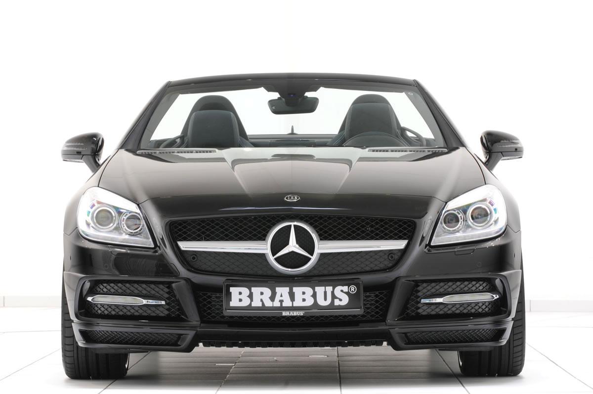 Brabus zveřejnil úpravy pro Mercedes-Benz SLK R172 10
