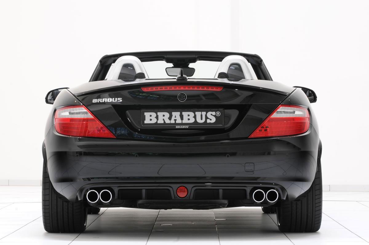 Brabus zveřejnil úpravy pro Mercedes-Benz SLK R172 13