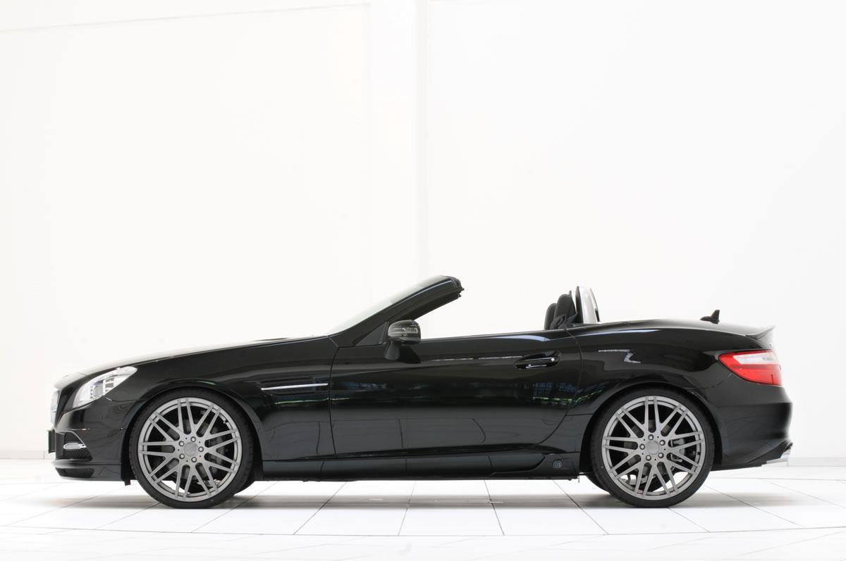Brabus zveřejnil úpravy pro Mercedes-Benz SLK R172 15