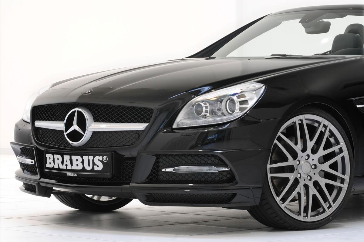 Brabus zveřejnil úpravy pro Mercedes-Benz SLK R172 3
