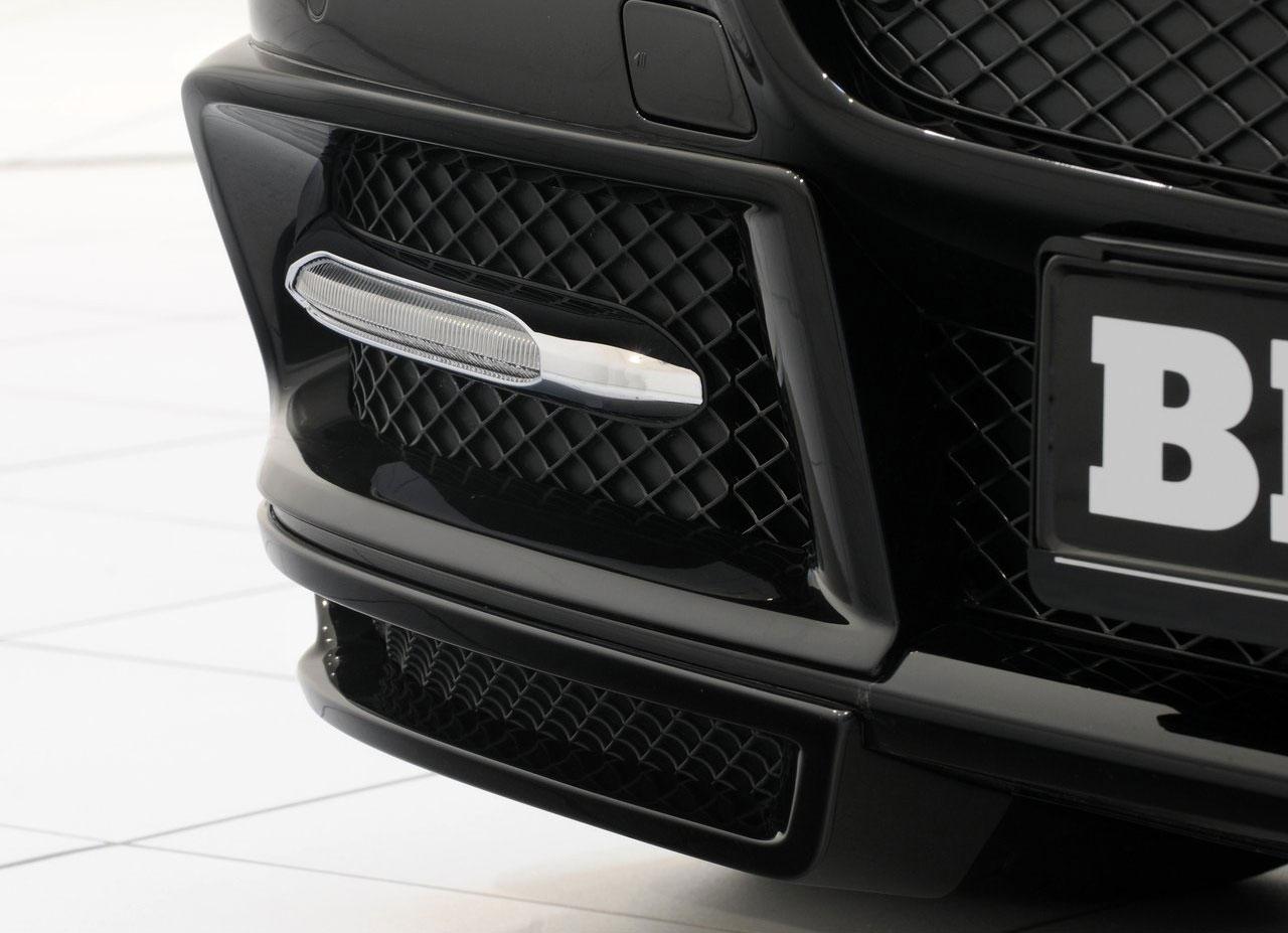 Brabus zveřejnil úpravy pro Mercedes-Benz SLK R172 4