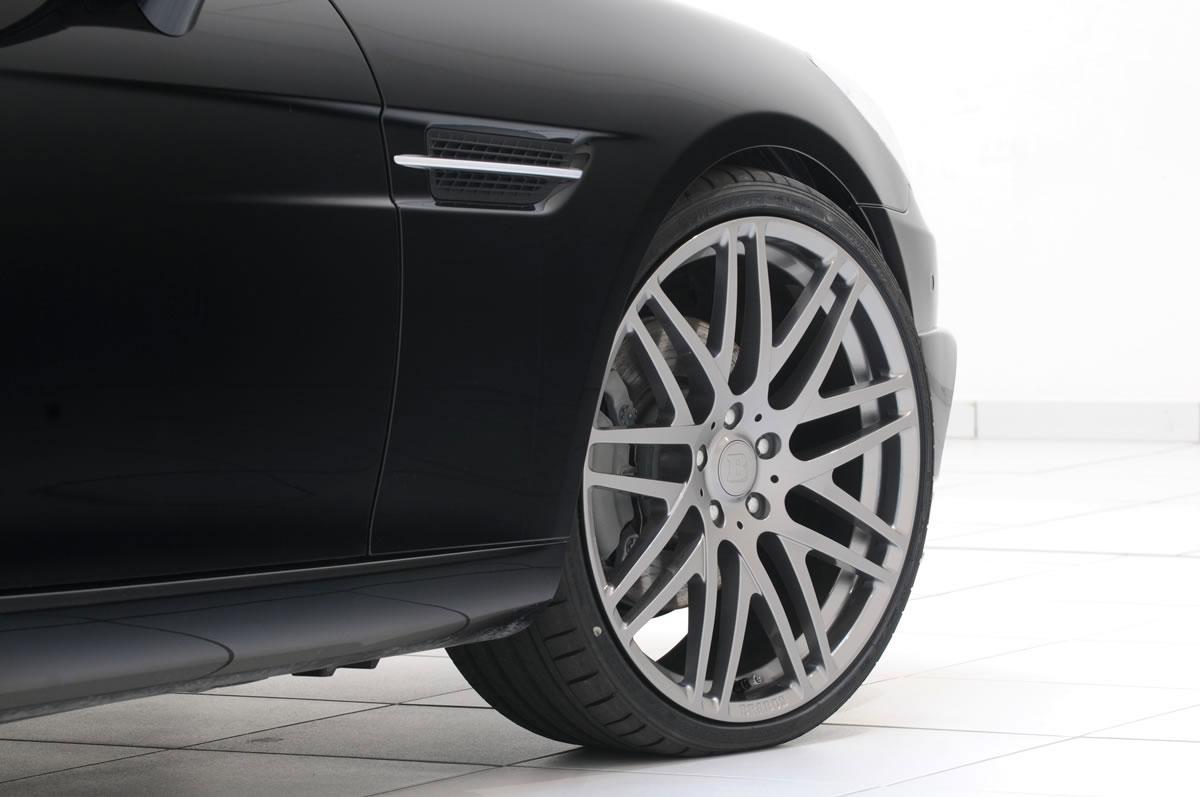 Brabus zveřejnil úpravy pro Mercedes-Benz SLK R172 5