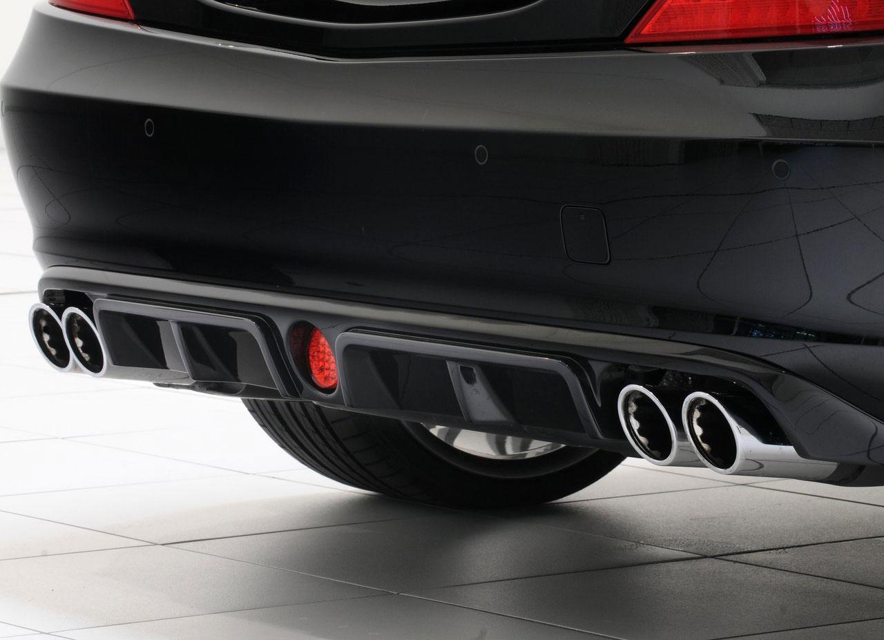 Brabus zveřejnil úpravy pro Mercedes-Benz SLK R172 8