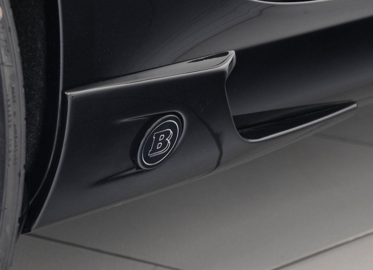 Brabus zveřejnil úpravy pro Mercedes-Benz SLK R172 9
