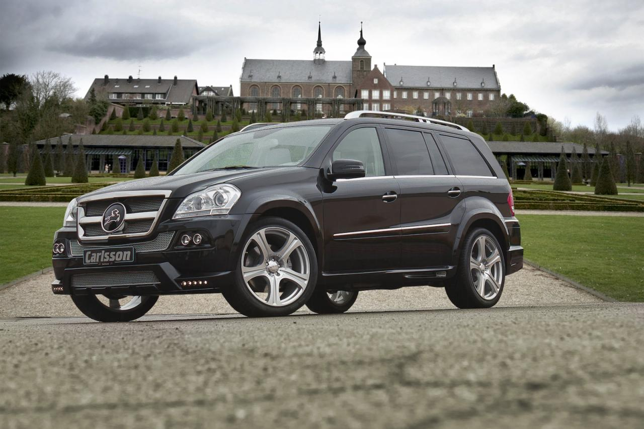 Carlsson vyšperkoval Mercedes GL Grand Edition 1