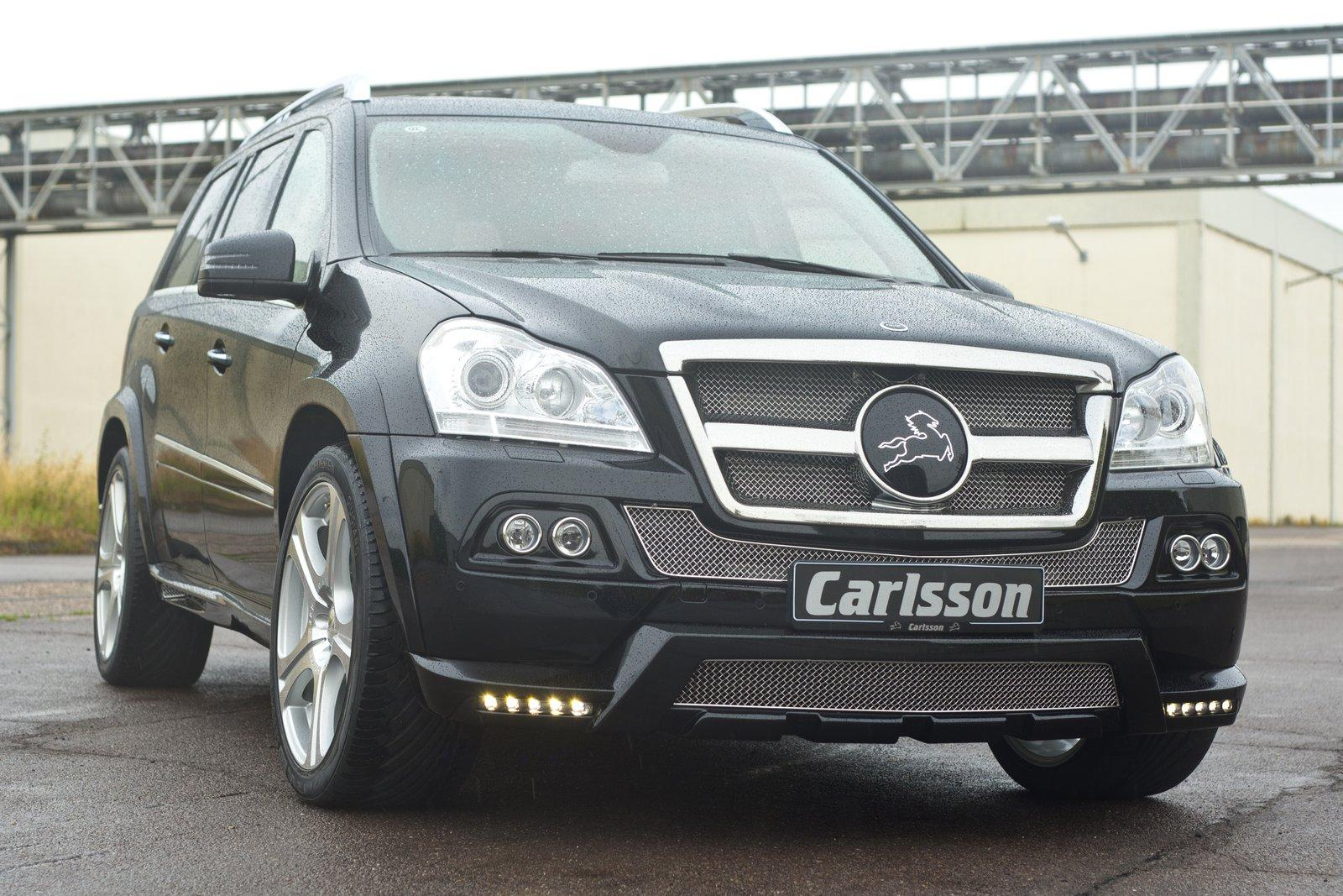Carlsson vyšperkoval Mercedes GL Grand Edition 3