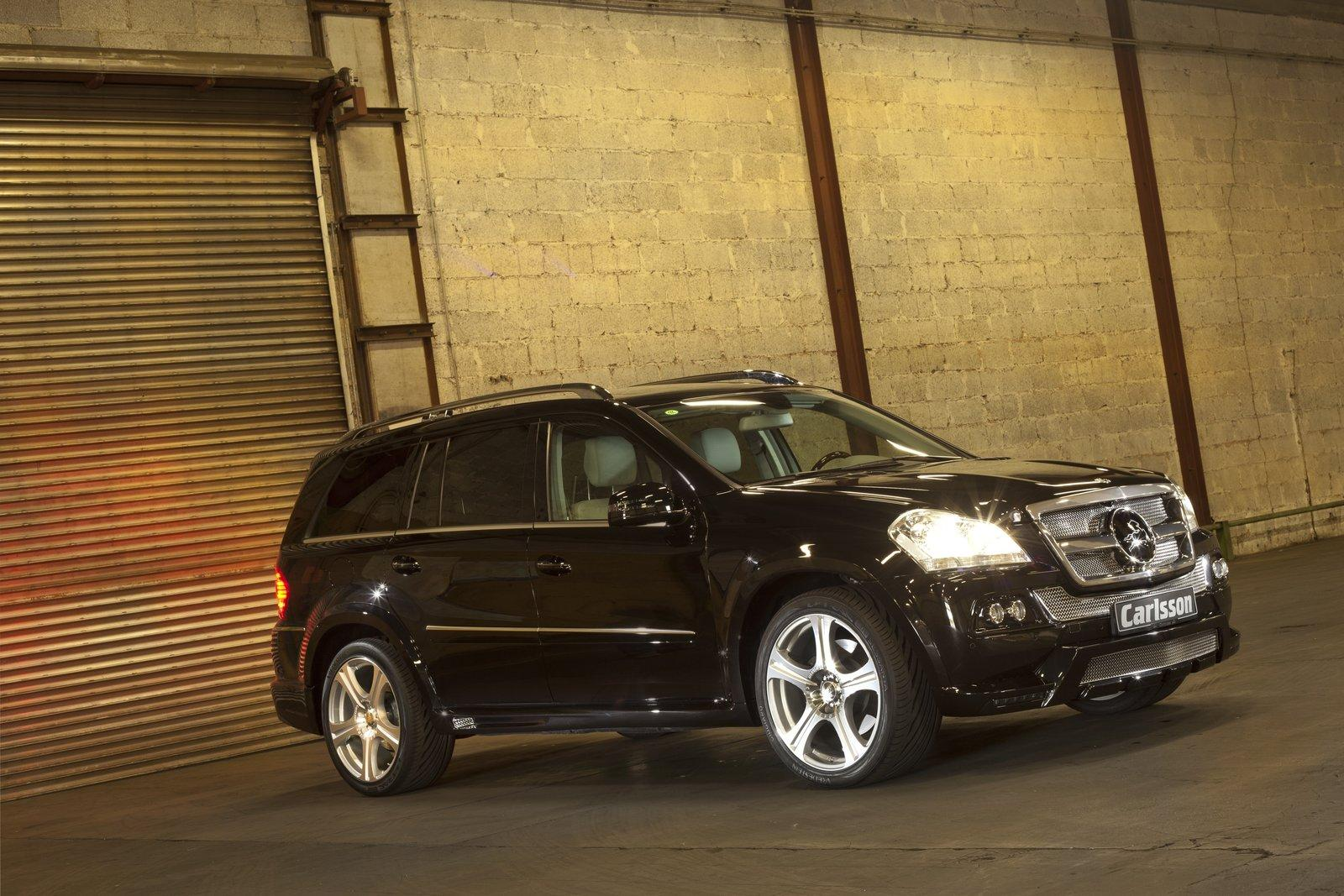 Carlsson vyšperkoval Mercedes GL Grand Edition 4