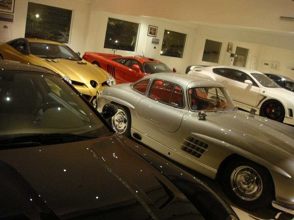 Exkluzivní kolekce superaut z Bahrajnu 13