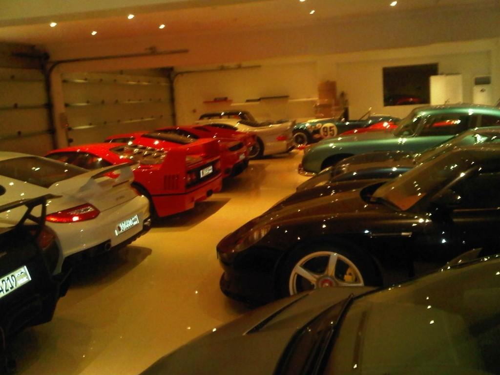 Exkluzivní kolekce superaut z Bahrajnu 19