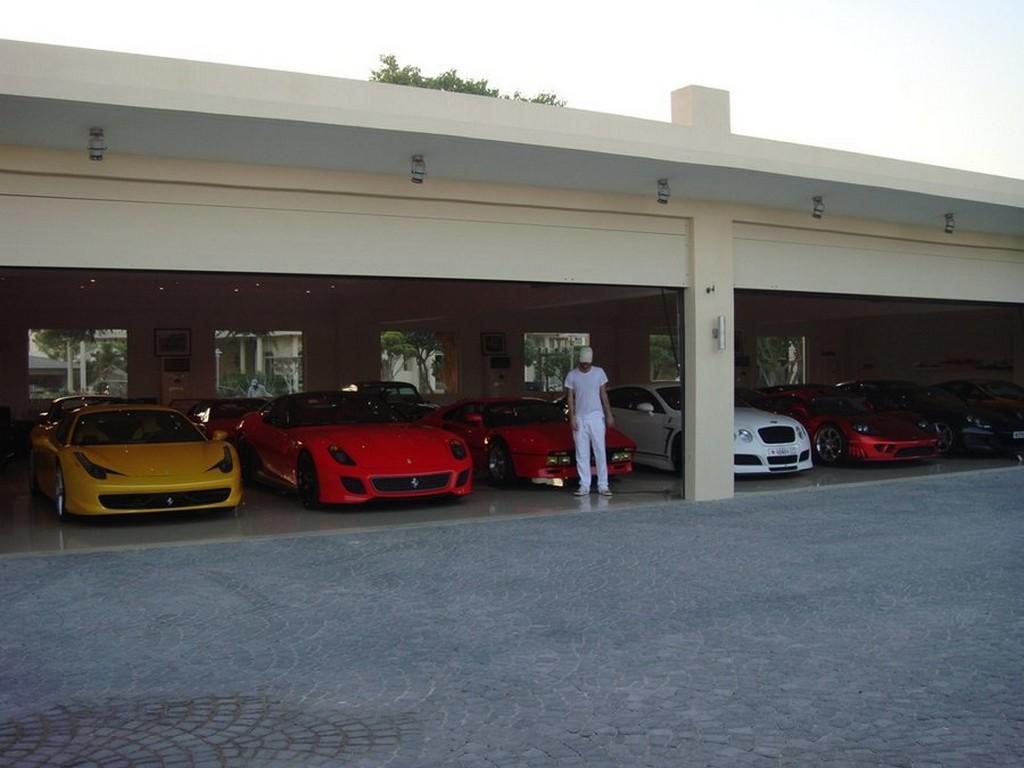 Exkluzivní kolekce superaut z Bahrajnu 2