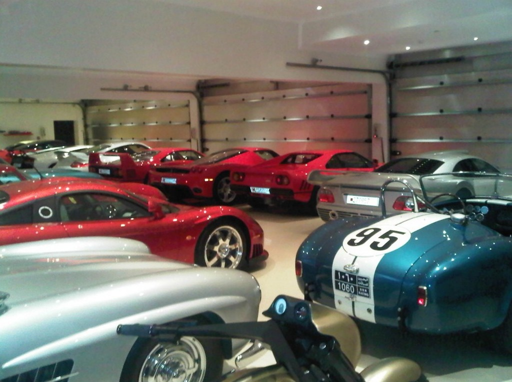 exclusive collection of supercar bahrain