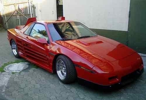 Pontiac Fiero Converted Ferrari Testarossa