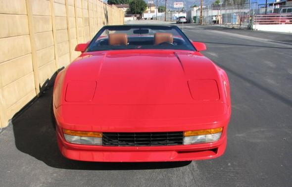 Replica Ferrari Testarossa On Corvettes C4