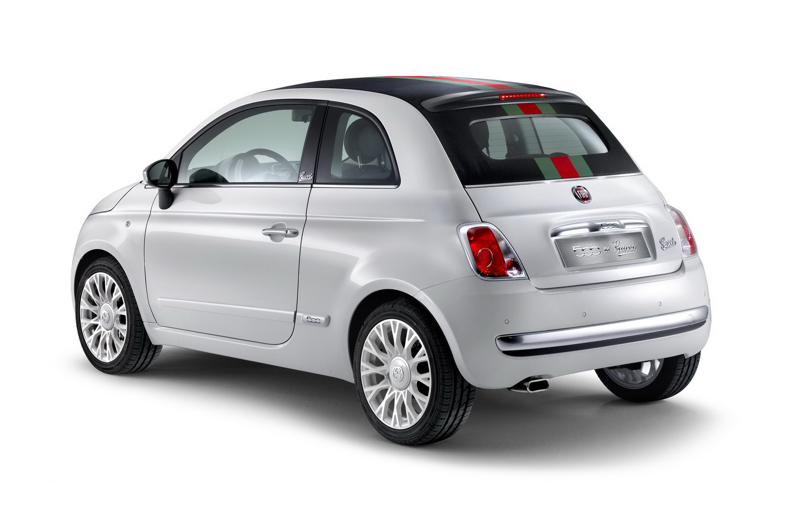 Fiat 500C a speciální edice od Gucciho 9