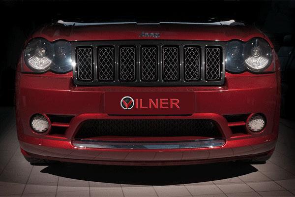 Hennessey Jeep Grand Cherokee SRT600 ještě upravil Vilner 3