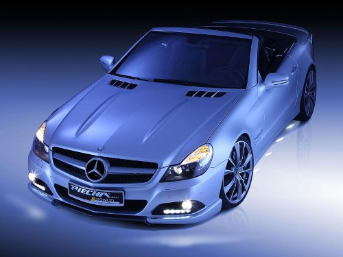 Mercedes-Benz SL R230 od Piecha Design 1 - nahled