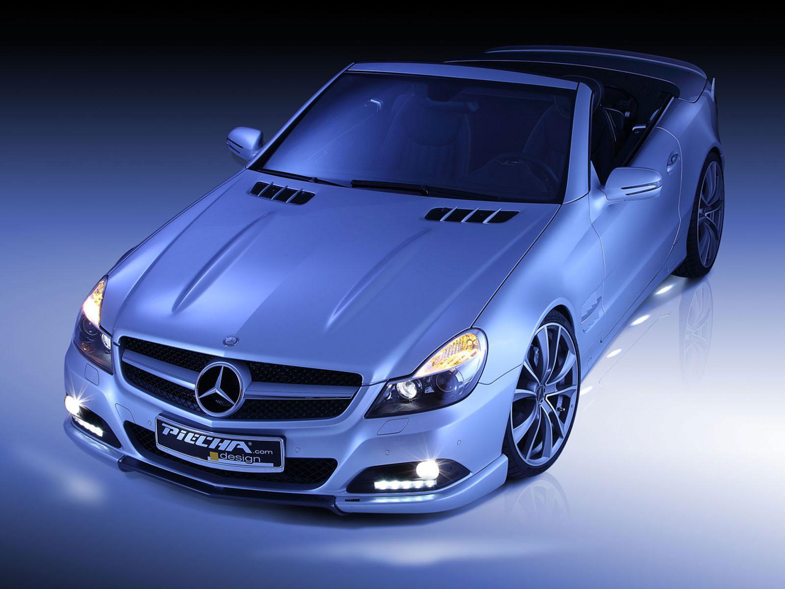 Mercedes-Benz SL R230 od Piecha Design 1