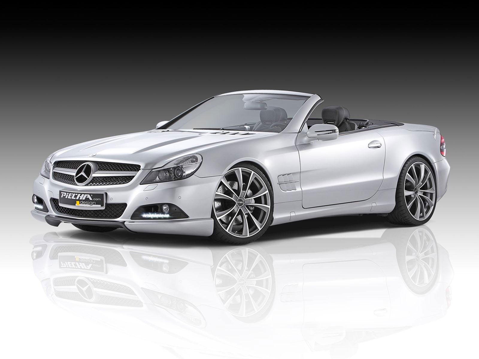 Mercedes-Benz SL R230 od Piecha Design 2