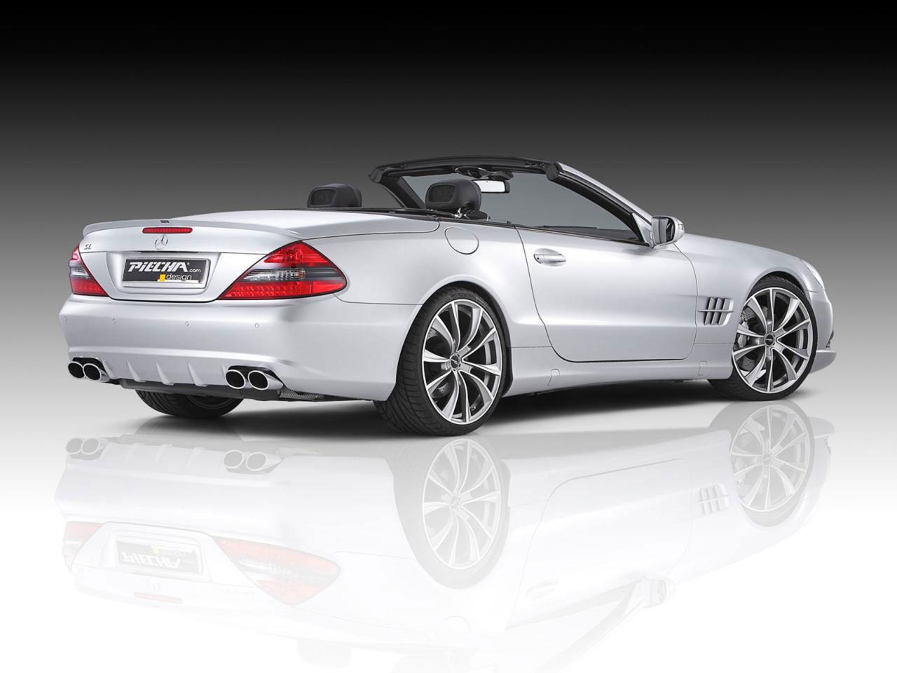 Mercedes-Benz SL R230 od Piecha Design 3