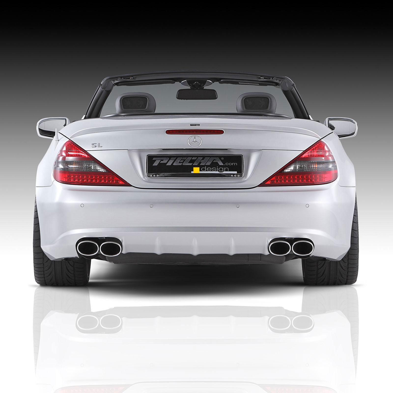 Mercedes-Benz SL R230 od Piecha Design 4