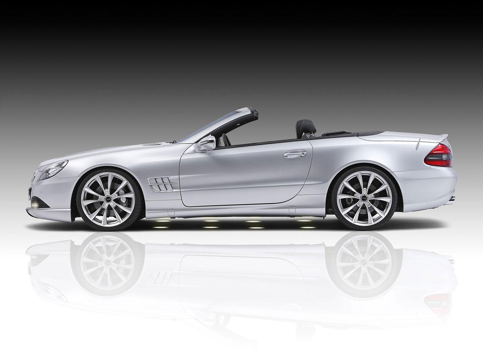 Mercedes-Benz SL R230 od Piecha Design 5