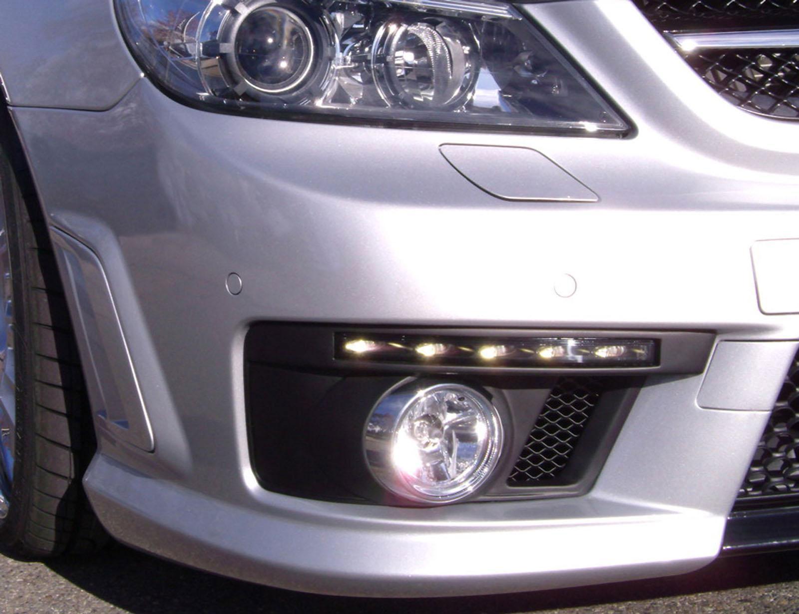 Mercedes-Benz SL R230 od Piecha Design 7