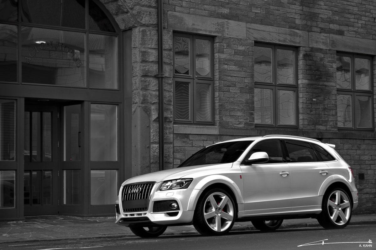 Project Kahn představil Audi Q5 1
