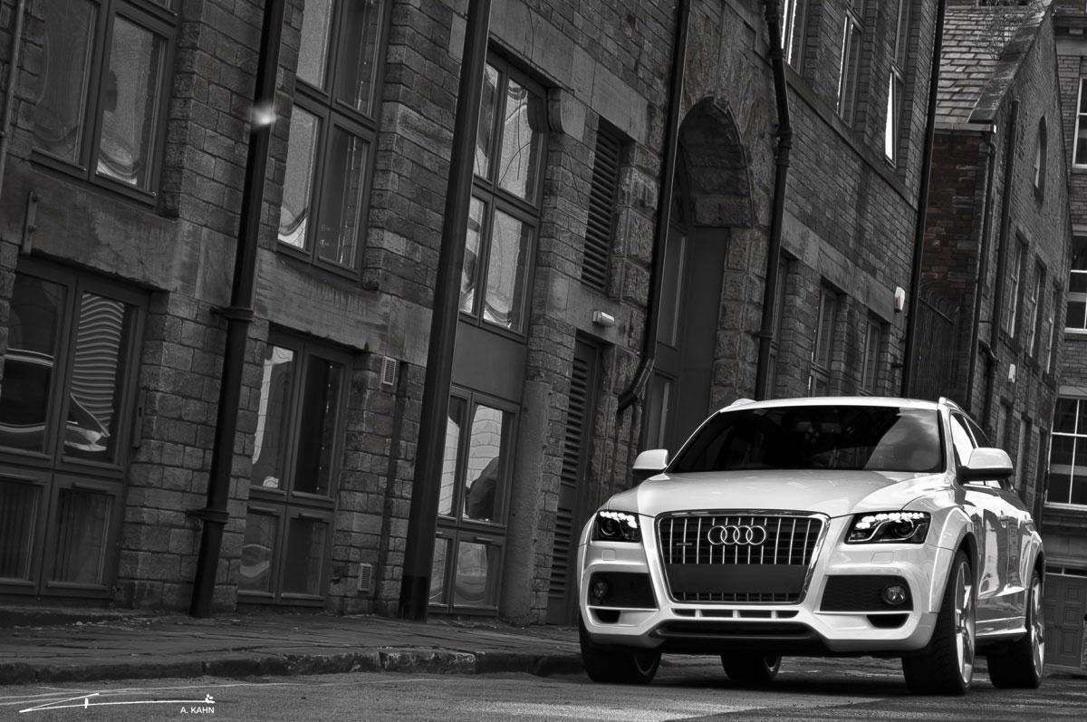 Project Kahn představil Audi Q5 2