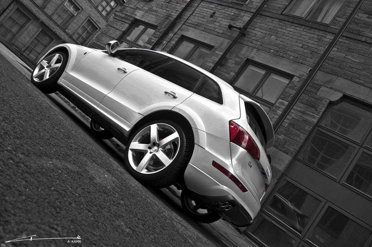 Project Kahn představil Audi Q5 3