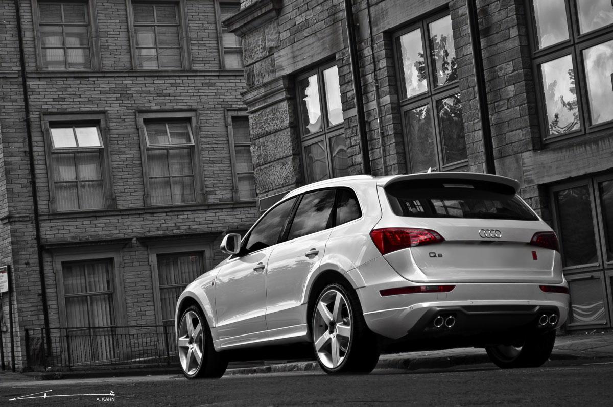 Project Kahn představil Audi Q5 4