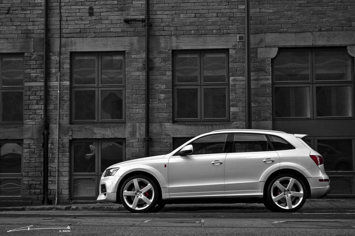 Project Kahn představil Audi Q5 5