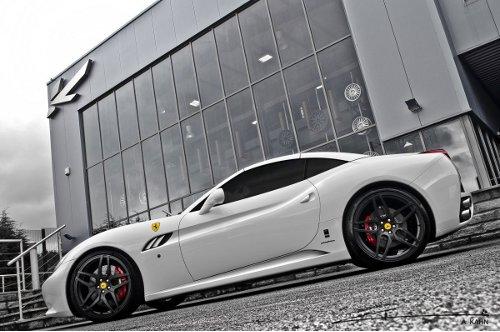 Project Kahn zveřejnil úpravy pro Ferrari California 1 - nahled