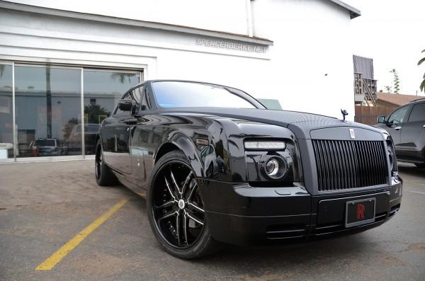 Rolls-Royce Phantom Coupe a fólie 3M 1