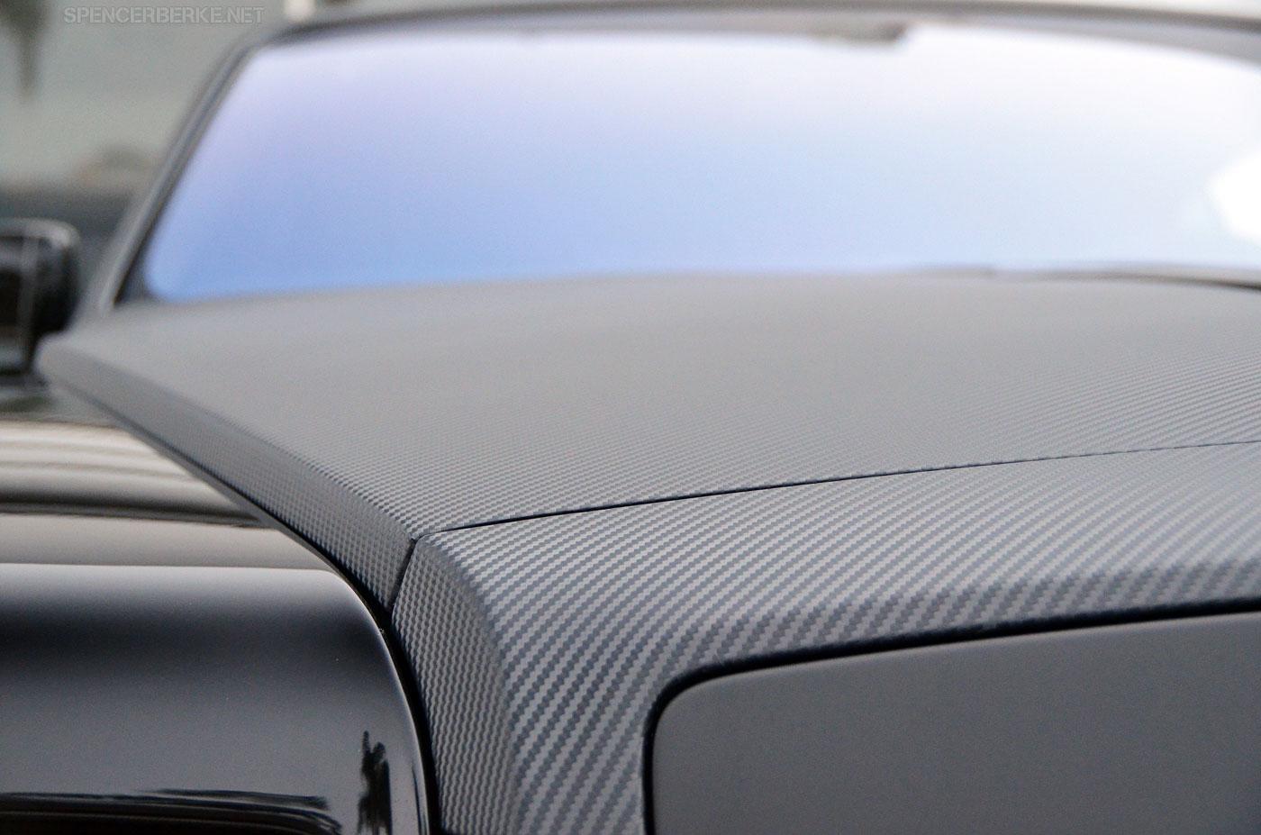 Rolls-Royce Phantom Coupe a fólie 3M 4
