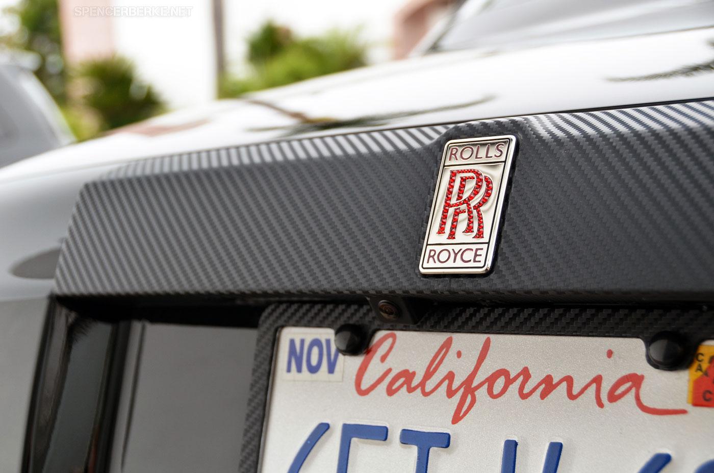 Rolls-Royce Phantom Coupe a fólie 3M 6