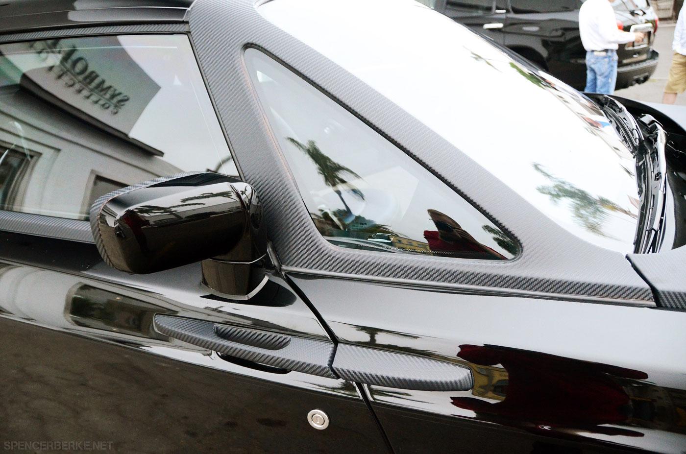 Rolls-Royce Phantom Coupe a fólie 3M 7