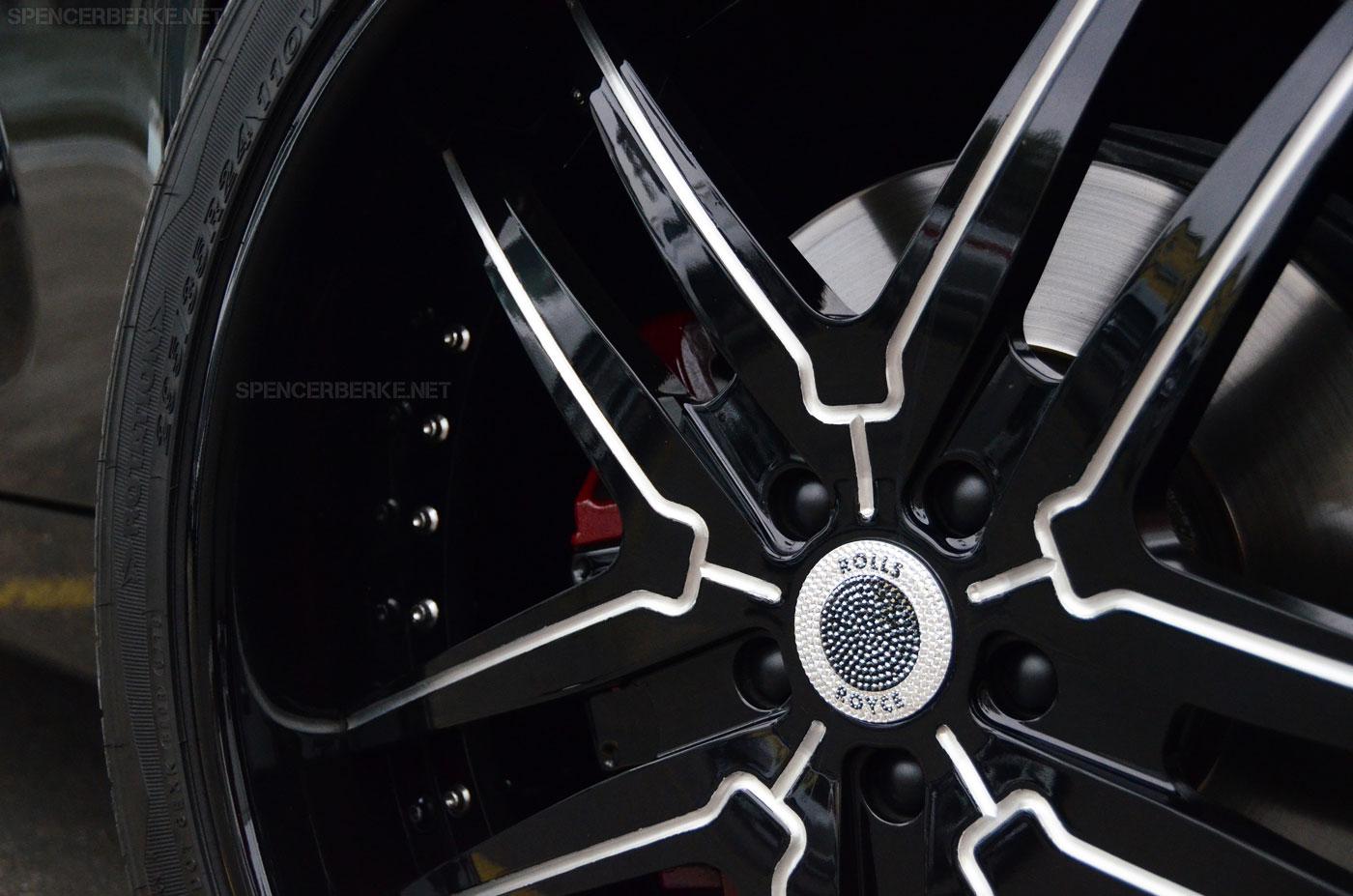 Rolls-Royce Phantom Coupe a fólie 3M 8