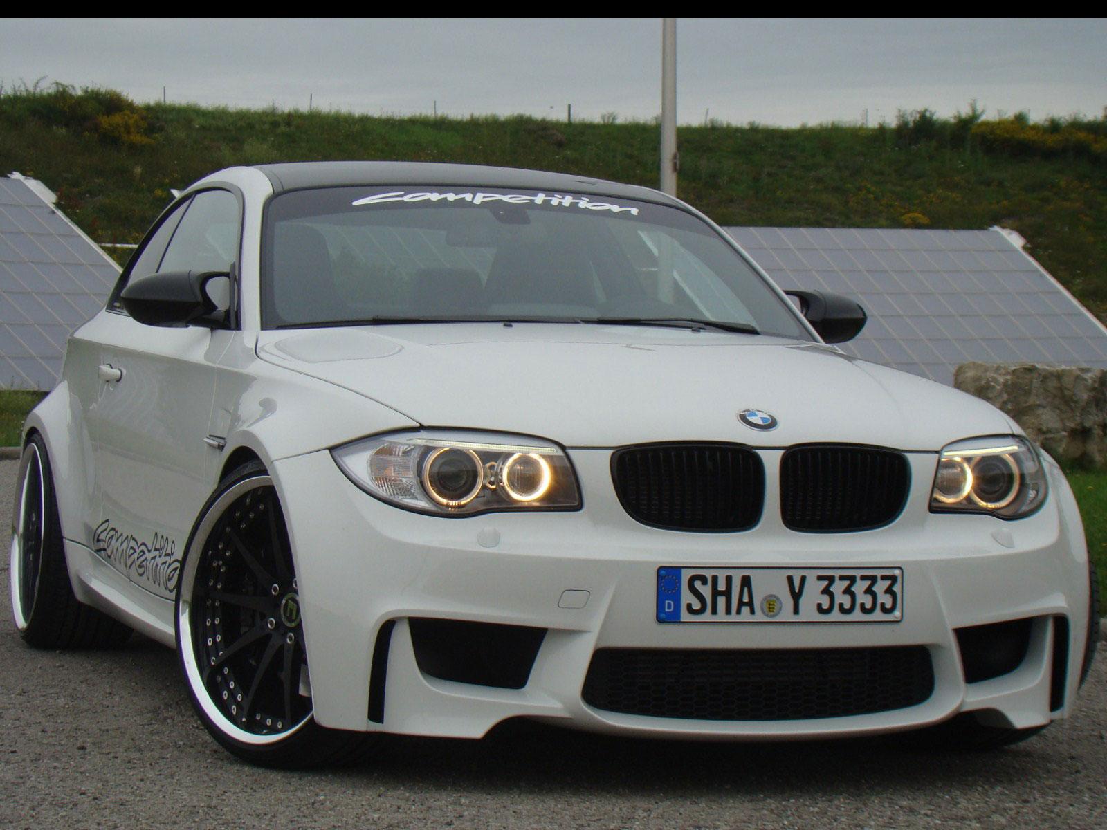 TVW Car Design postavili BMW 1 s maximálkou přes 300 kmh 1