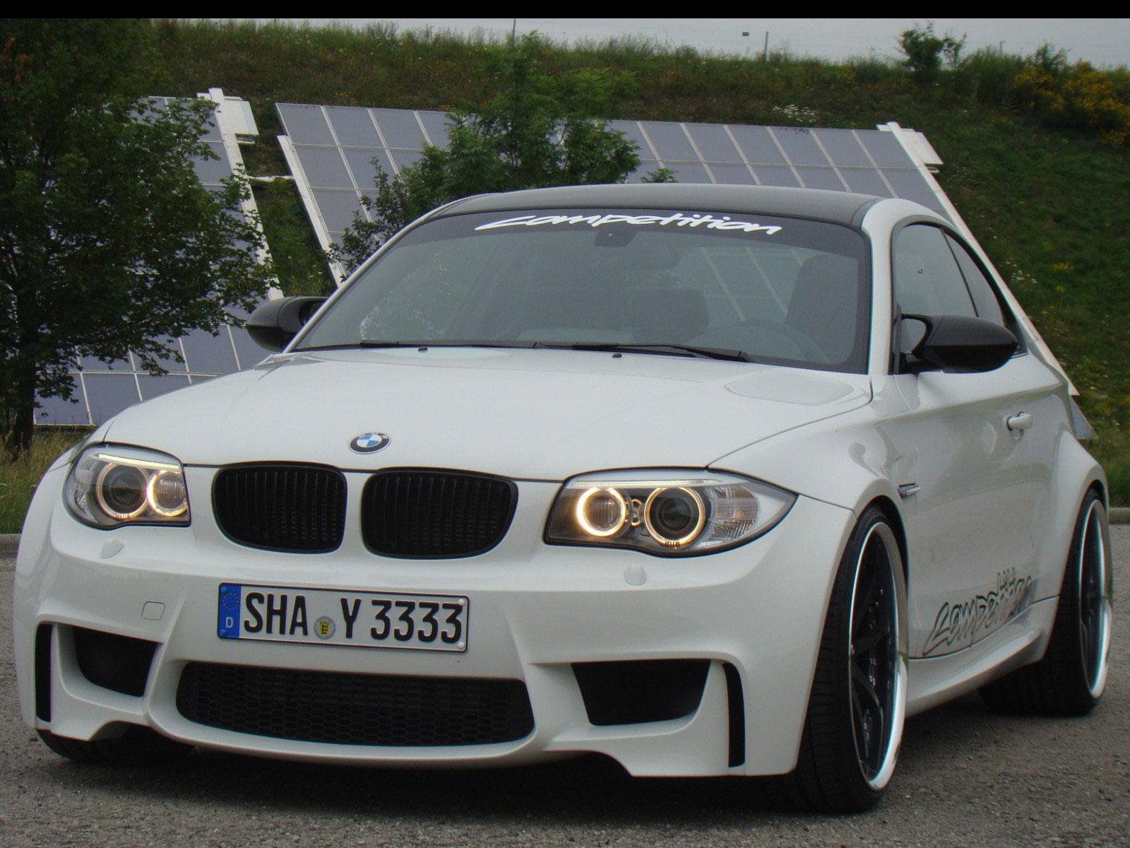 TVW Car Design postavili BMW 1 s maximálkou přes 300 kmh 2