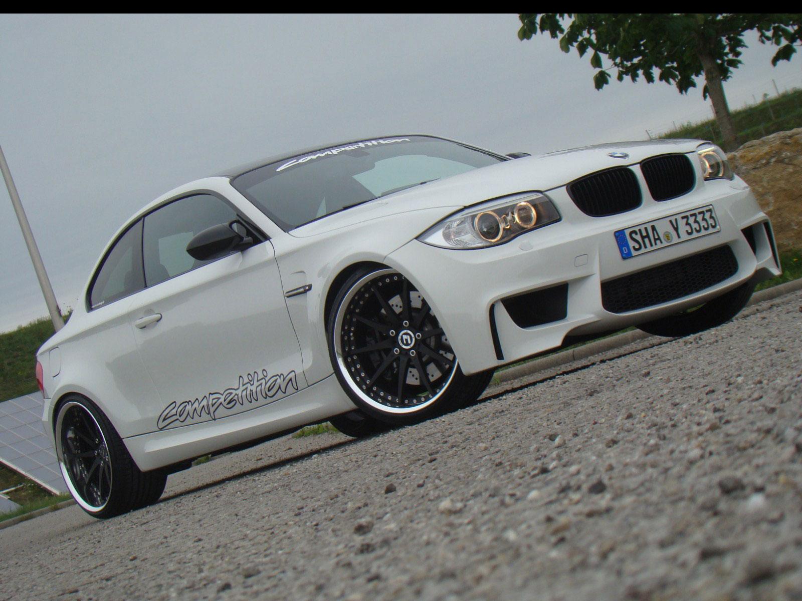 TVW Car Design postavili BMW 1 s maximálkou přes 300 kmh 5