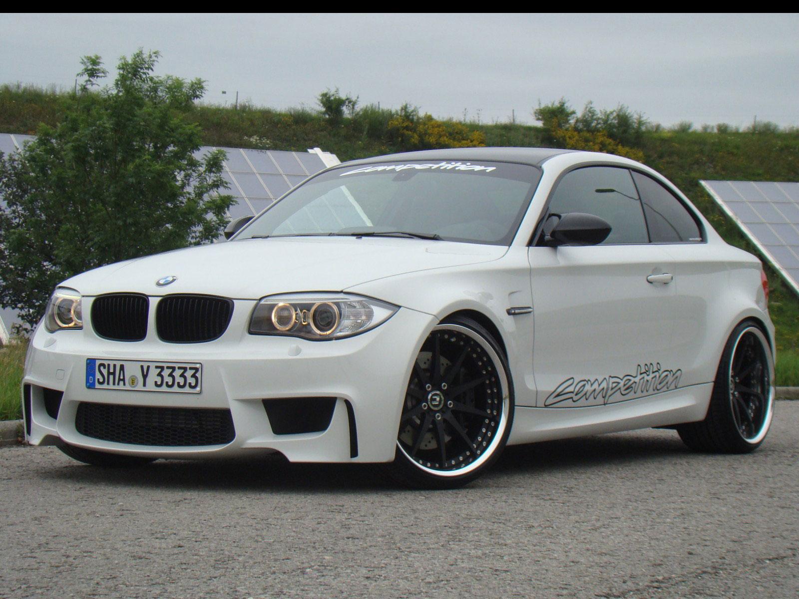 TVW Car Design postavili BMW 1 s maximálkou přes 300 kmh 6