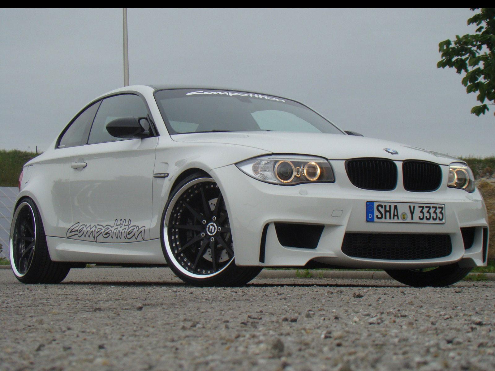 TVW Car Design postavili BMW 1 s maximálkou přes 300 kmh 7