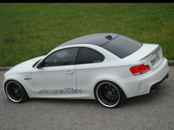 TVW Car Design postavili BMW 1 s maximálkou přes 300 kmh 8