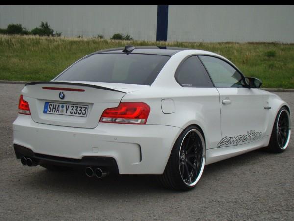TVW Car Design postavili BMW 1 s maximálkou přes 300 kmh 9