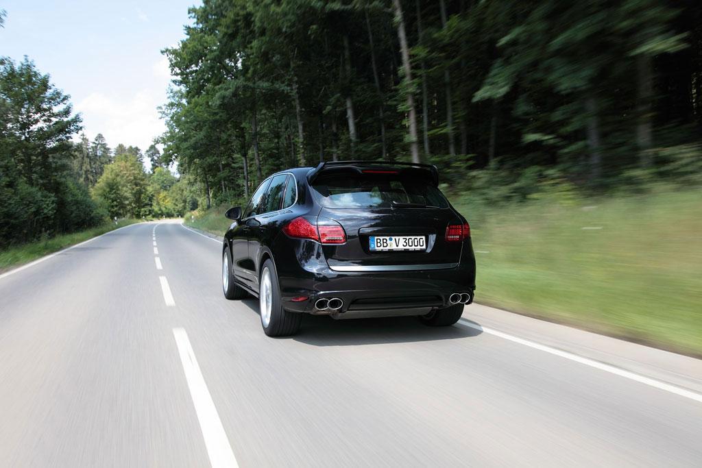TechArt představuje Aerodynamic Kit I pro Porsche Cayenne 15