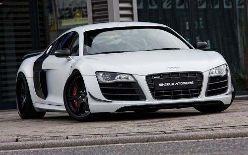 Wheelsandmore představil Audi R8 GT Supersport Edition s výkonem 611 koní 1 - nahled