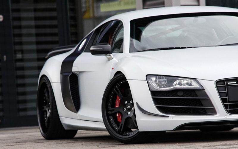 Wheelsandmore představil Audi R8 GT Supersport Edition s výkonem 611 koní 2